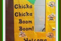 Classroom Door Ideas / Classroom door ideas, elementary, 2nd grade
