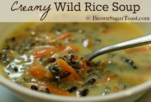 Rice recipes / by Deb Beltz