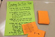 Coordinate Graphing / Games and activities to teach graphing