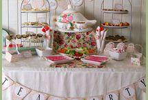 Party Decorations and Ideas / by Lesley Thompson