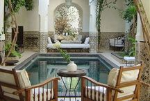Outdoor Rooms / by Veronica Clark