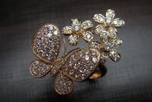 rings / alber&kamer  jewellery baguette ring