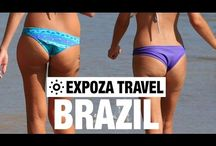 BRAZIL VACATION TRAVEL VIDEO GUIDE