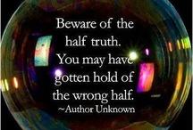 Truths / by Carol Fairchild