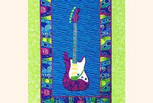 Music wall hanging / by Mary Holmes