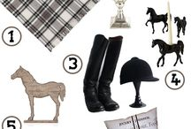 Equine Interiors and design / Is your house as well designed as your yard? Look here for inspiration