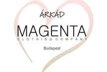 Magenta Árkád Budapest / Magenta termékeinek széles választéka az Árkádban.