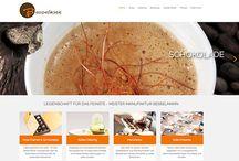 Besselmann-Manufaktur.de / Pralinen, Catering, Dessert, Schokolade