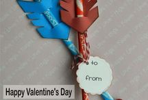 Celebrate: Valentine's Day… / Ideas for gifts and crafts celebrating a Valentine