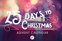 Advent Calendar / Whether you feel it or not, Christmas spirit is in the air: lights, music, gingerbread cookies and a kiss under the mistletoe. This year however, you won't have to wait until Christmas Eve to open your gift. Each day you can download a special digital surprise with just one click.