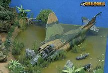 MilArt--Modelling Air Combat