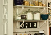 Organization & Storage Ideas