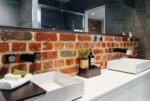 Bathroom Renos / Inspiration for bathroom renos #bathroom #reno #renovation #home #diy #homediy
