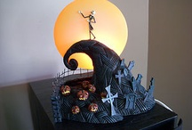 nightmare before christmas / by Roxsan Dorough