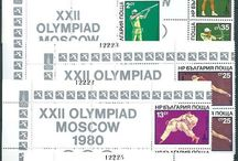 Shooting Sports Stamps / Stamps with topic Shooting Sports
