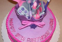Olivias birthday cake ideas