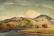 Famous Artists: Lloyd Rees