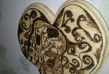 Wood Art Nouveau