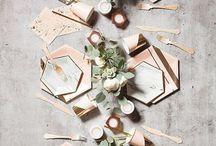 Copper Wedding Styling Ideas