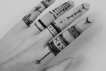 Tatuajes de sharpie