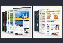 Newsletter Designs - www.computerkeen.com / Newsletter Designs - www.computerkeen.com