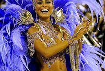 Brazil: alegria e saudade