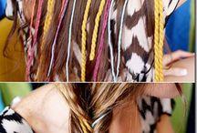 17.mai hår med bånd