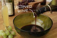 making vinegar