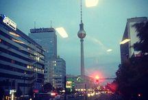 Berlin / Pinna bilder på coola platser vi vill besöka här