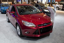 Ford C-MAX / A testimony to Ford's fuel-economy leadership, the Ford C-MAX is a fusion between a traditional car and a Multi Activity Vehicle.  This vehicle provides ultimate fuel efficiency.  / by Ford Canada
