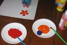 Slim handjies / pre school crafts