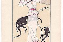 Journal des Dames et des Modes / Costume Parisien / Journal des Dames et des Modes / Costume Parisien