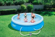 Outdoors Inflatable Swimming Pool