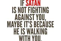Satan Quotes