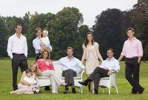 The Grand Ducal Family of Luxembourg / by Carole Harper