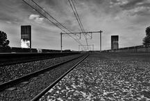 RUIMTE: lijnperspectief