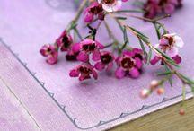 çiçek / flowers / thing