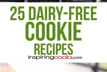 recipes - dairy free