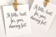 Weddings / Ideas for you!