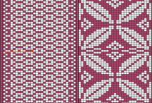 Mønstre, Diagrams