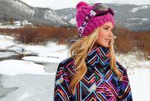 Snowboard fashion