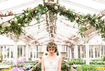 Wedding Venue - Clifton Nurseries / You'd be surprised how glamorous things get at Clifton Nurseries