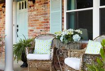 Porch and patio ideas