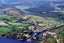 Route | The South Loch Ness Trail / 28 miles (46km) Explore the peaceful southern loch-shore that begins near Fort Augustus at the southern tip of Loch Ness and ends at the outskirts of Inverness, Capital of the Highlands.