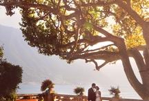 Destination Wedding - Lake Como