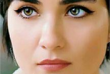 Oczy, Eyes, Twarz, Face, Portret