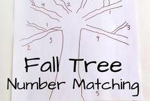 Preschool - Fall Foliage and Harvesting