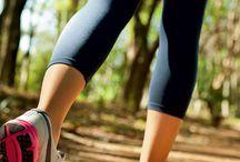 Hobby / Running, walking and relax