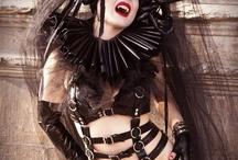 vampire and goth