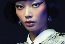 Asian Woman.